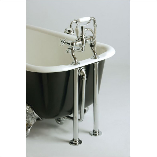 Heritage Accessories - Heritage Exposed Iron Bath Waste