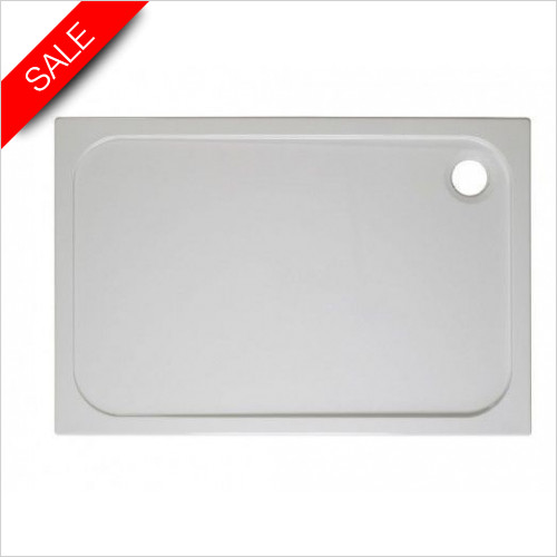 Simpsons Shower Trays - Stone Resin Tray 1200x900x45mm