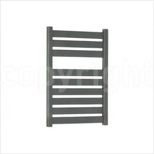Bauhaus - Edge T Straight Panel Towel Warmer 500 x 1430mm