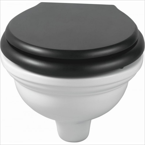Imperial Bathroom Toilets - Radcliffe Wall Hung Pan