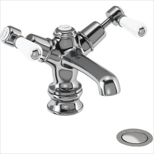 Burlington Taps - Kensington Regent Basin Mixer