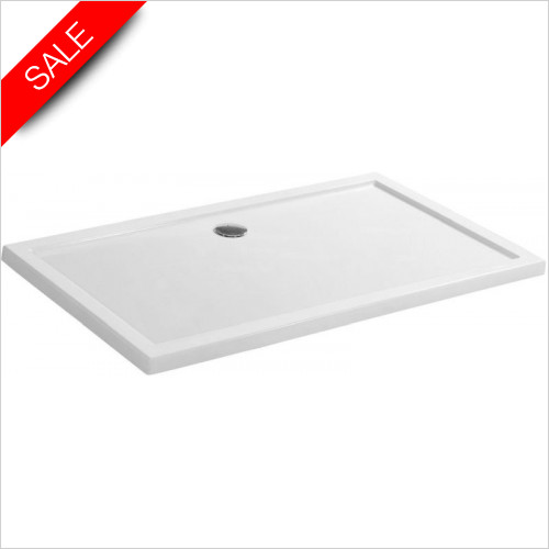 Simpsons Shower Trays - Rectangular Tray 1700x900x35mm