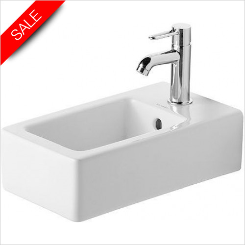 Duravit Basins - Vero Handrinse Basin 250mm 1TH
