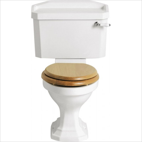 Heritage Toilets - Granley Close Coupled WC Pan