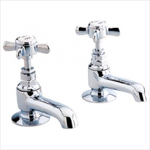 Burlington Taps - Stafford Long Nose Basin Taps