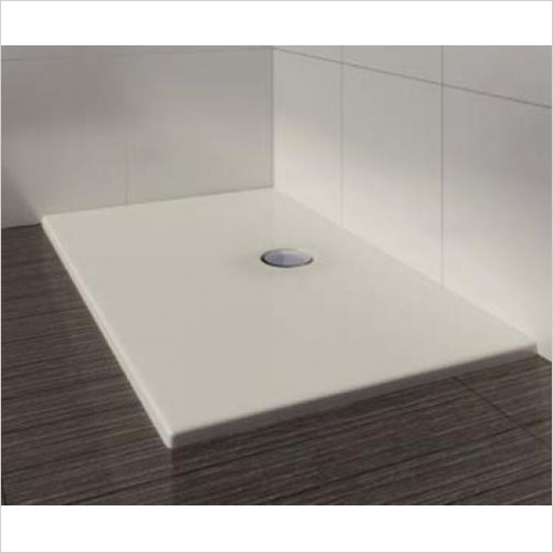 Bathroom Origins - Urban Flat Shower Tray 100x100cm