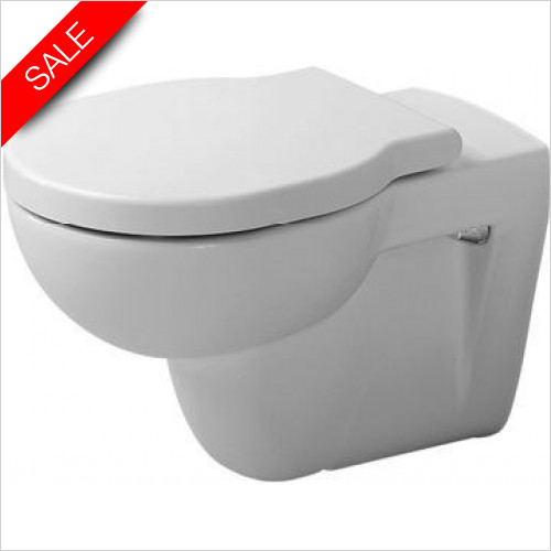 Duravit Toilets - Foster Toilet Wall-Mounted Washdown