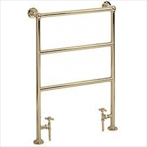 Heritage Heating - Victorian Heated Towel Rail