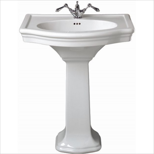 Imperial Bathroom Basins - Firenze Pedestal