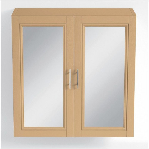 Heritage Accessories - Caversham Mirror Wall Cabinet 640mm