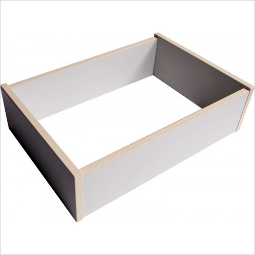 Bauhaus - Seattle F Internal Drawer Organiser Seattle 800mm