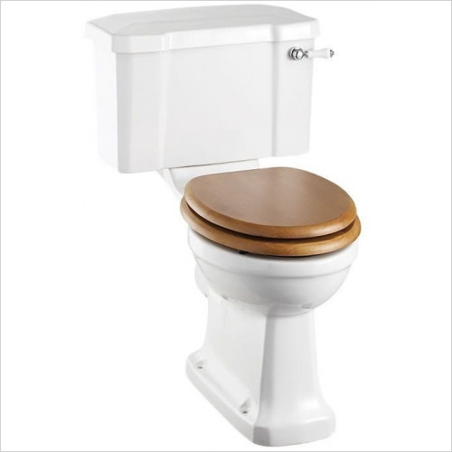 Burlington Toilets - Regal Close Coupled Pan