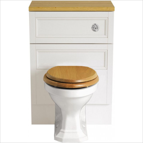 Heritage Toilets - Granley Back To Wall WC Pan