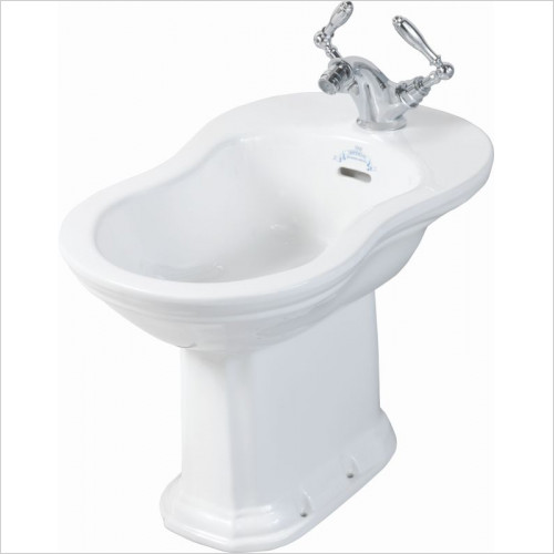 Imperial Bathroom Toilets - Oxford Bidet 1TH