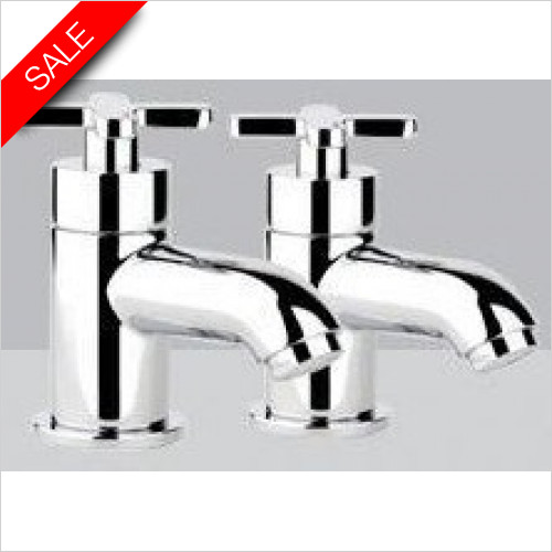 Abode - Serenitie Bath Pillar Taps