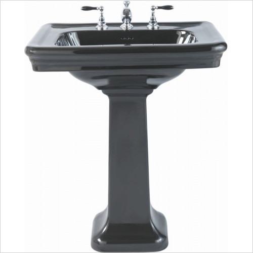 Imperial Bathroom Basins - Etoile Medium Basin 2TH
