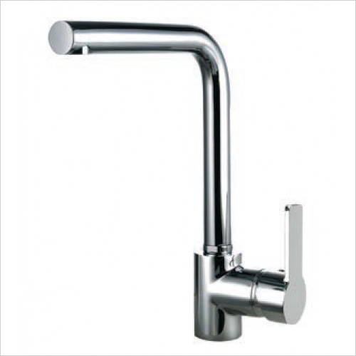 Bathroom Origins - Ramon Soler RS-Q Kitchen Mixer With Swivel Spout
