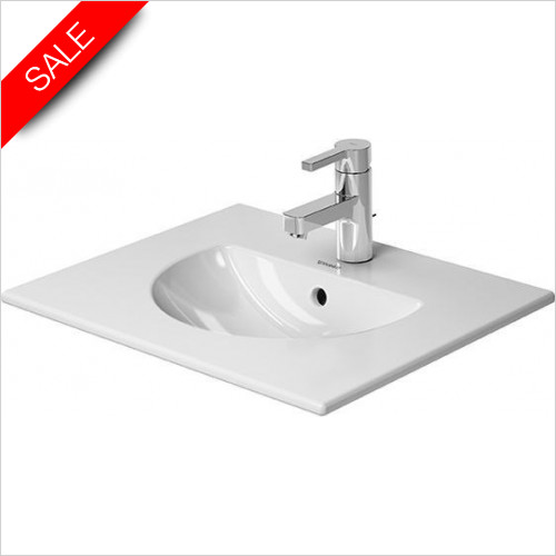 Duravit Basins - Darling New Furniture Washbasin 530mm 1TH