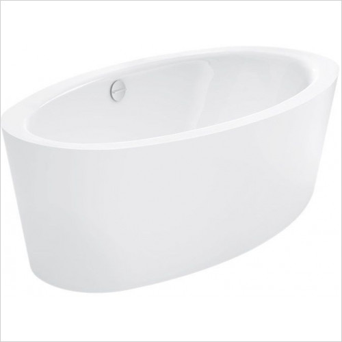 Bette - Home Oval Silhouette Bath 180 x 100cm NTH