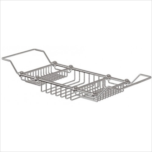 Burlington - Extendable Bath Rack