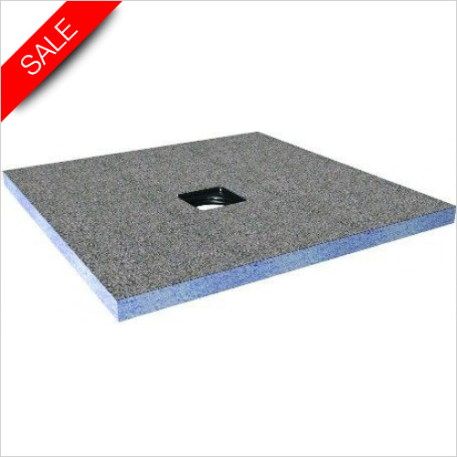 Simpsons Shower Trays - Wetroom Shower Tray 1800 x 900mm