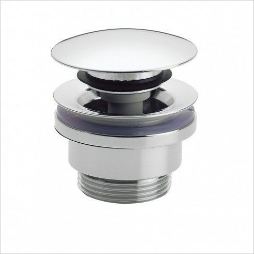 Bauhaus - Basin Click Clack Small Waste 60mm