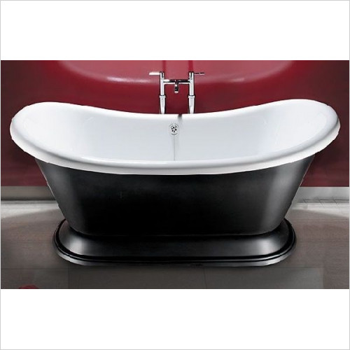 BC Designs - Excelsior Bath 1780 x 760mm With Small Primed Plinth