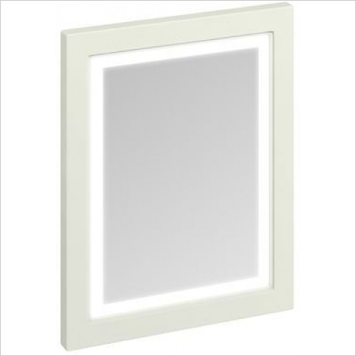 Burlington - 600 Framed LED Mirror