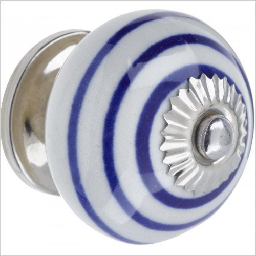 Heritage Accessories - Ceramic Spiral Door Knob