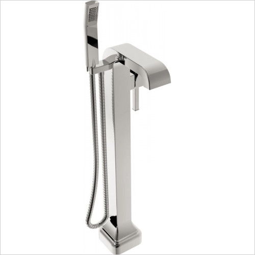 Heritage Taps - Somersby  Freestanding Bath Shower Mixer