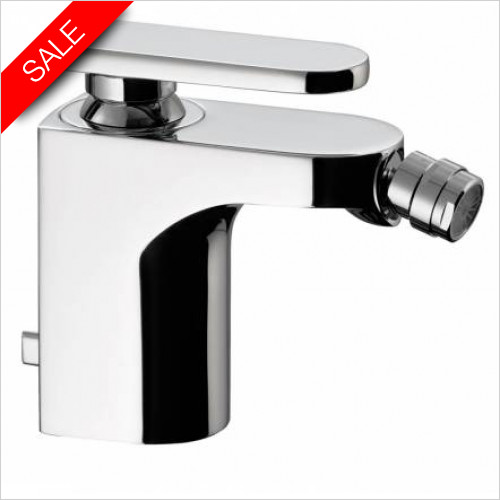 Abode - Rapture Monobloc Bidet Mixer With Pop Up Waste