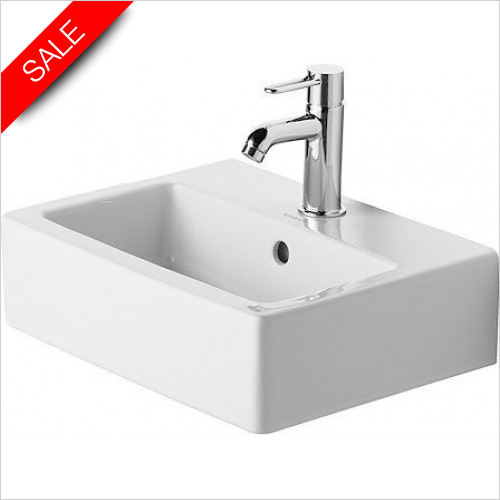 Duravit Basins - Vero Handrinse Basin 450mm 1TH