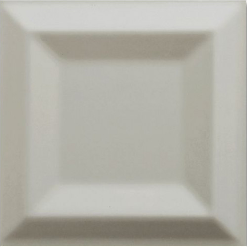Imperial Bathroom Tiles - Plaza Bevel Wall Tile 15 x 15cm - Per Box