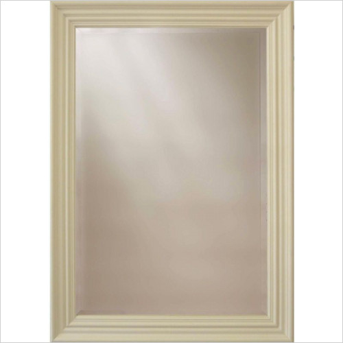 Heritage Accessories - Edgeware Mirror 910 x 660mm