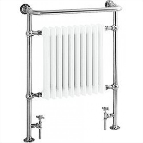 Heritage Heating - Clifton Heated Towel Rail