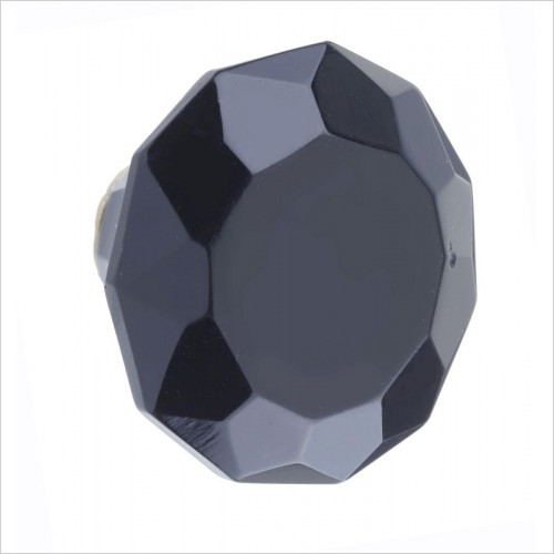 Heritage Accessories - Glass Faceted Door Knob
