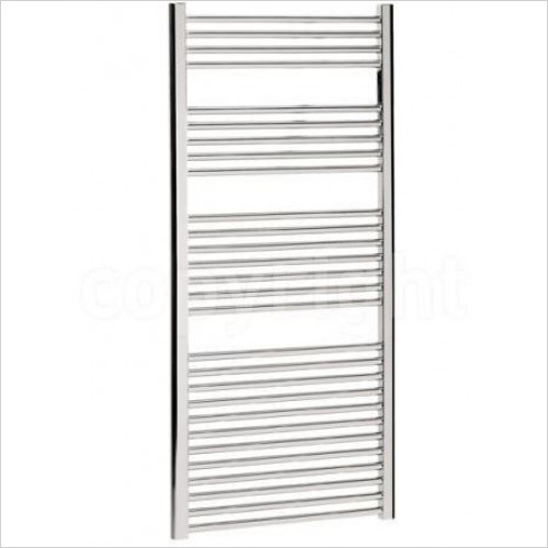 Bauhaus - Design T Straight Panel Towel Warmer 600 x 1430mm