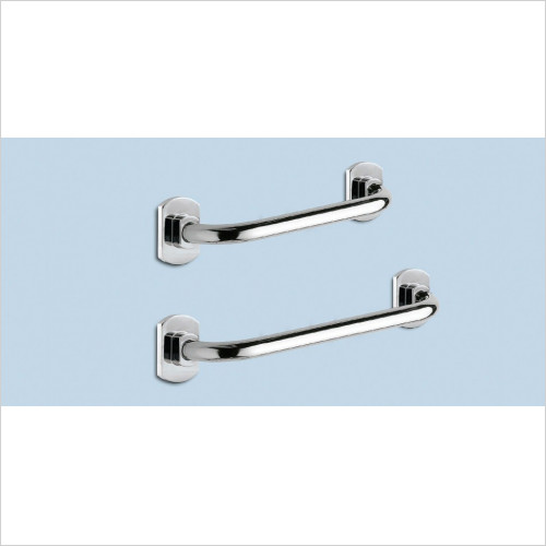 Bathroom Origins - Gedy Edera Grab Bar 27cm