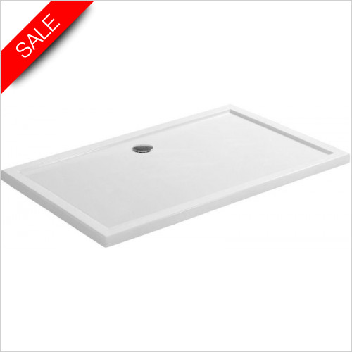 Simpsons Shower Trays - Rectangular Tray 1700x1000x35mm