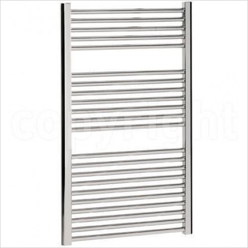 Bauhaus - Design T Straight Panel Towel Warmer 600 x 1110mm