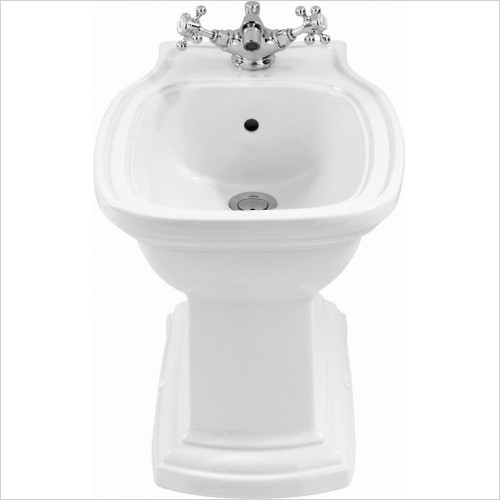Imperial Bathroom Toilets - Radcliffe Bidet