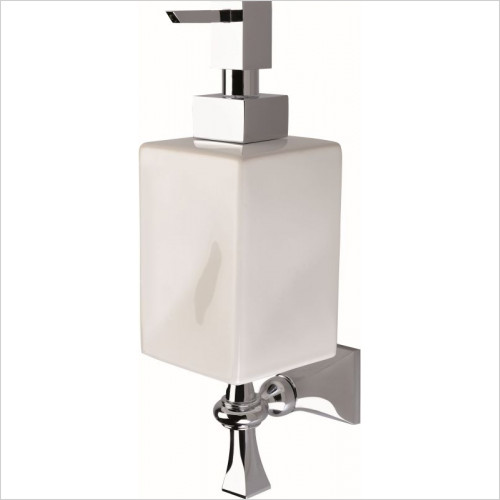 Imperial Bathroom Accessories - Highgate Wall Mounted Soap Dispenser