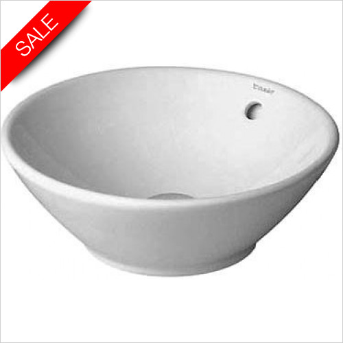 Duravit Basins - Bacino Wash Bowl 420mm