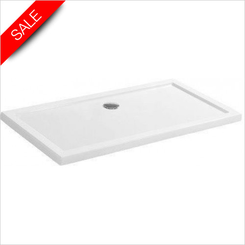 Simpsons Shower Trays - Rectangular Tray 1600x800x35mm