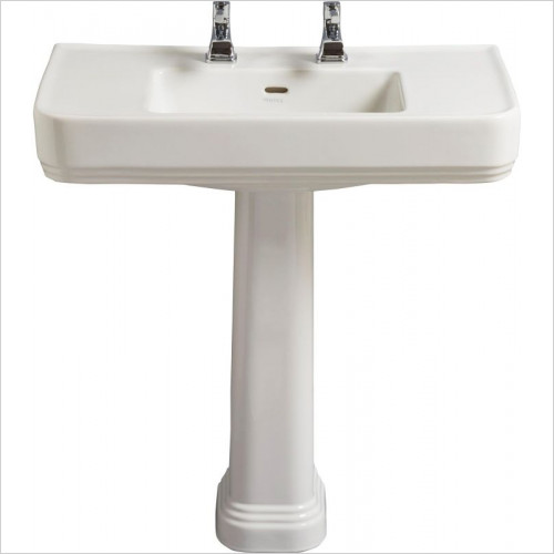 Heritage Basins - Wynwood 800mm Basin 2TH