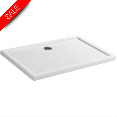 Simpsons Shower Trays - Walk In Shower Tray 1400x900x35mm