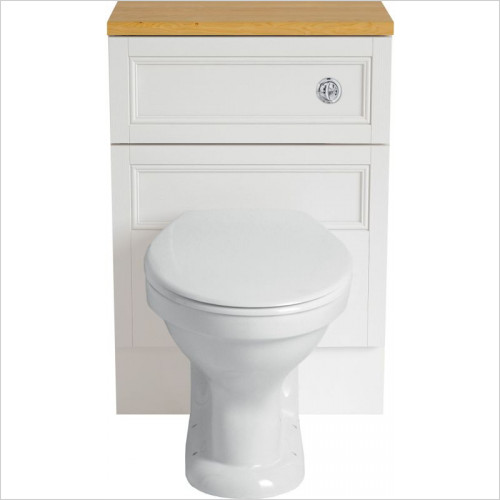 Heritage Toilets - Belmonte Back To Wall WC Pan