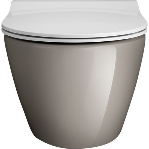 Bauhaus - Svelte C Wall Hung WC Pan