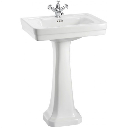 Burlington Basins - Contemporary Basin 57.5cm 2TH