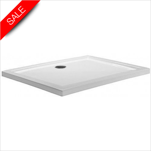 Simpsons Shower Trays - Rectangular Tray 1200x900x35mm